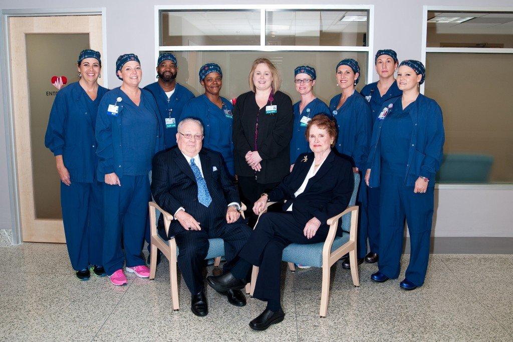 McCain Cardiac Center Lenoir Foundation